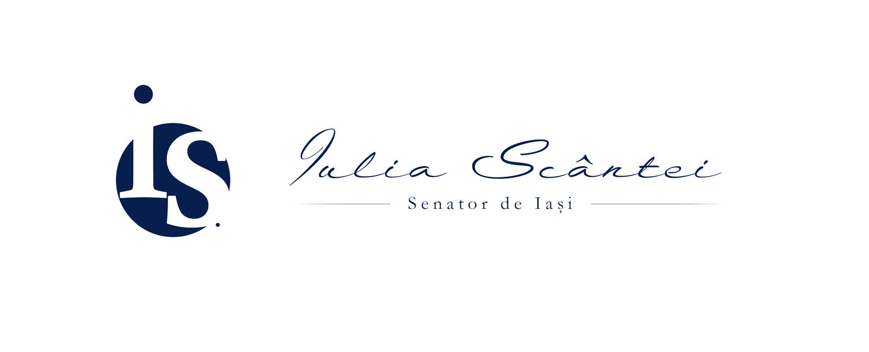 Iulia Scantei Senator de Iasi